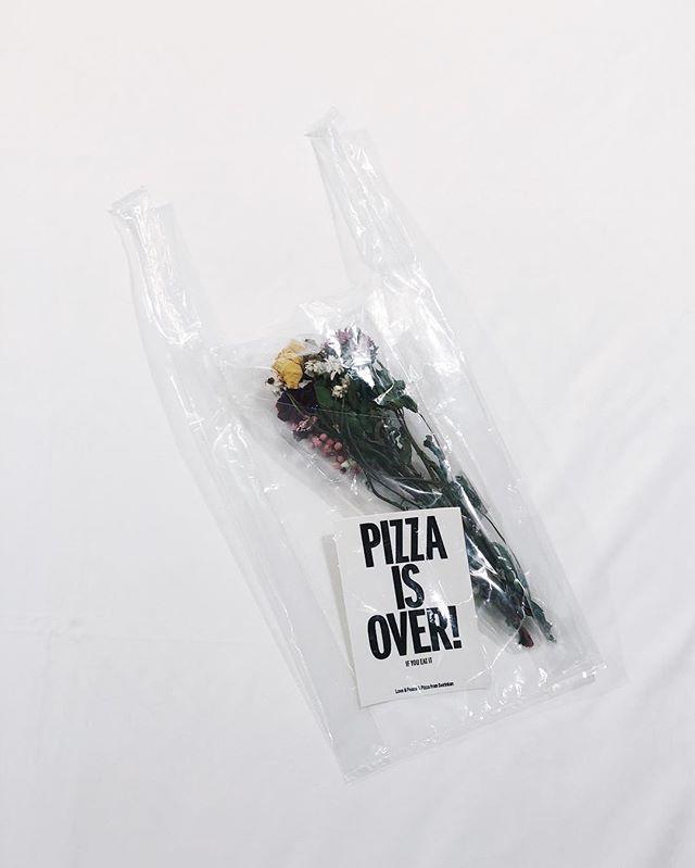 Pizza is over.  Honeymoon is over.