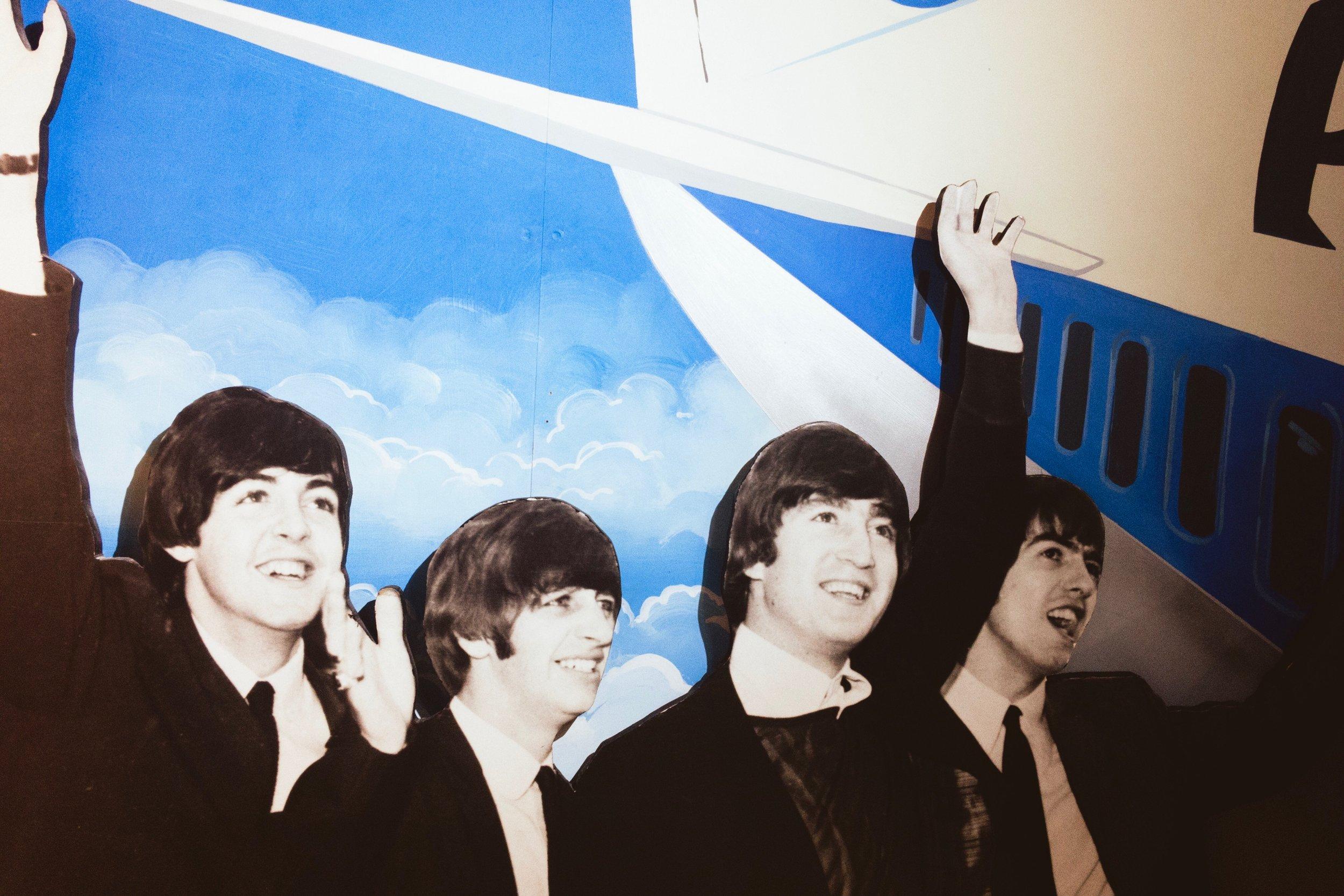 Beatlemania hits the US