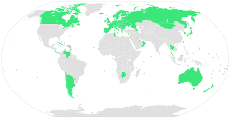 As of 2009, 58 countries have legislation mandating universal health care and have actually reached >90% health insurance coverage and >90% skilled birth attendance (Wikipedia)