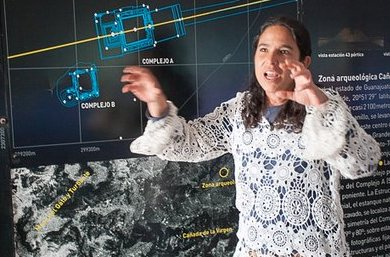 Astronomer Rossana Quiroz Ennis/Tripadvisor
