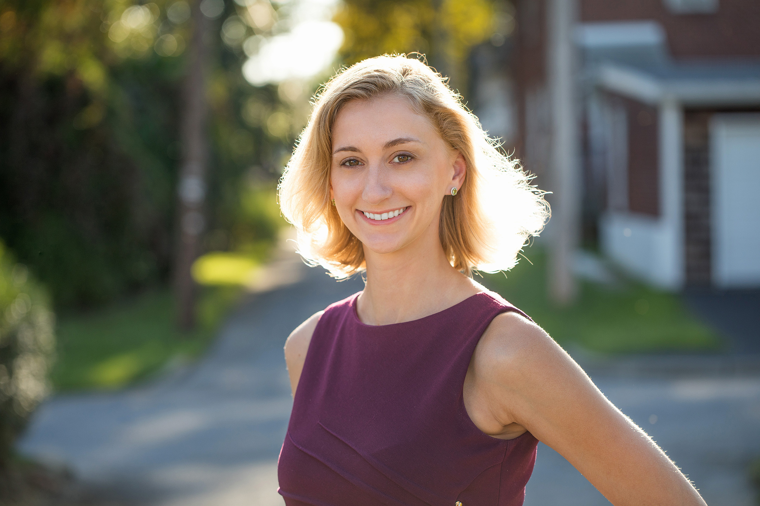Headshots & Professional Portraits - Be it a new job or new position, a new headshot will refresh your look.This is wonderful for the individual or for a company.