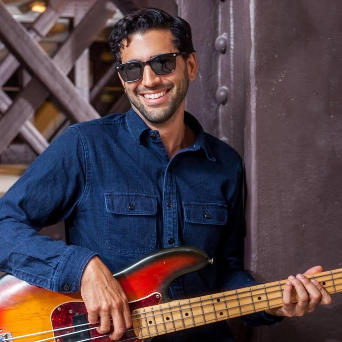 Zach Granick - Bass