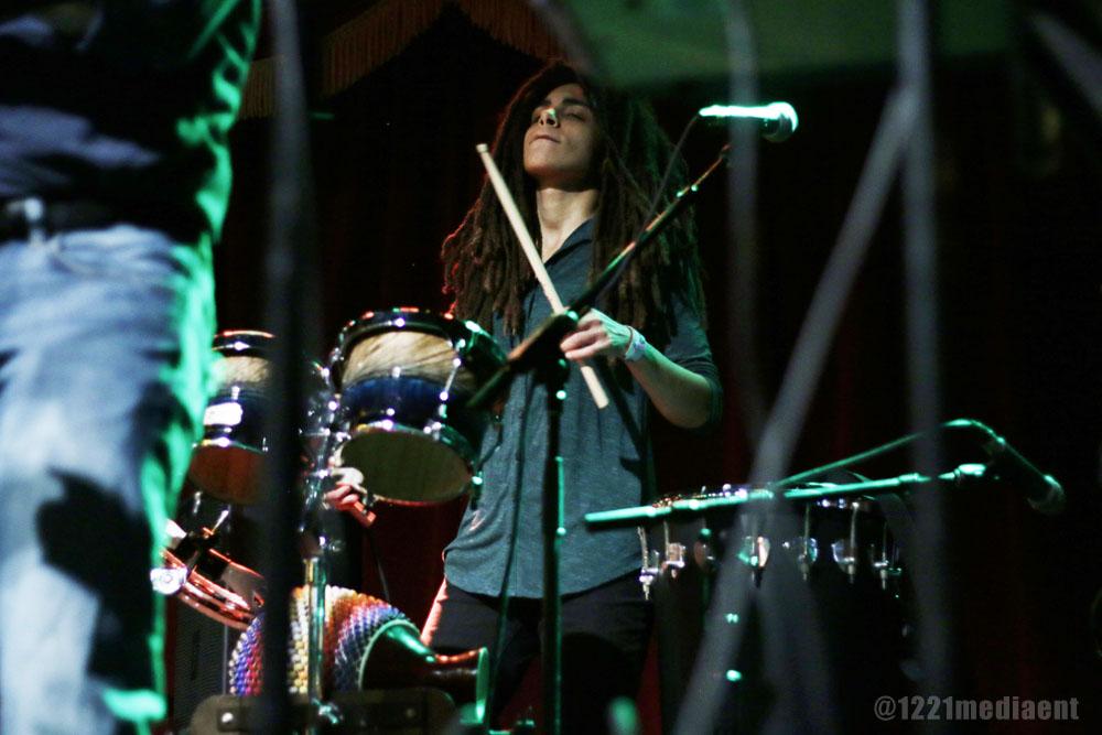 Indigo Smith - Percussion