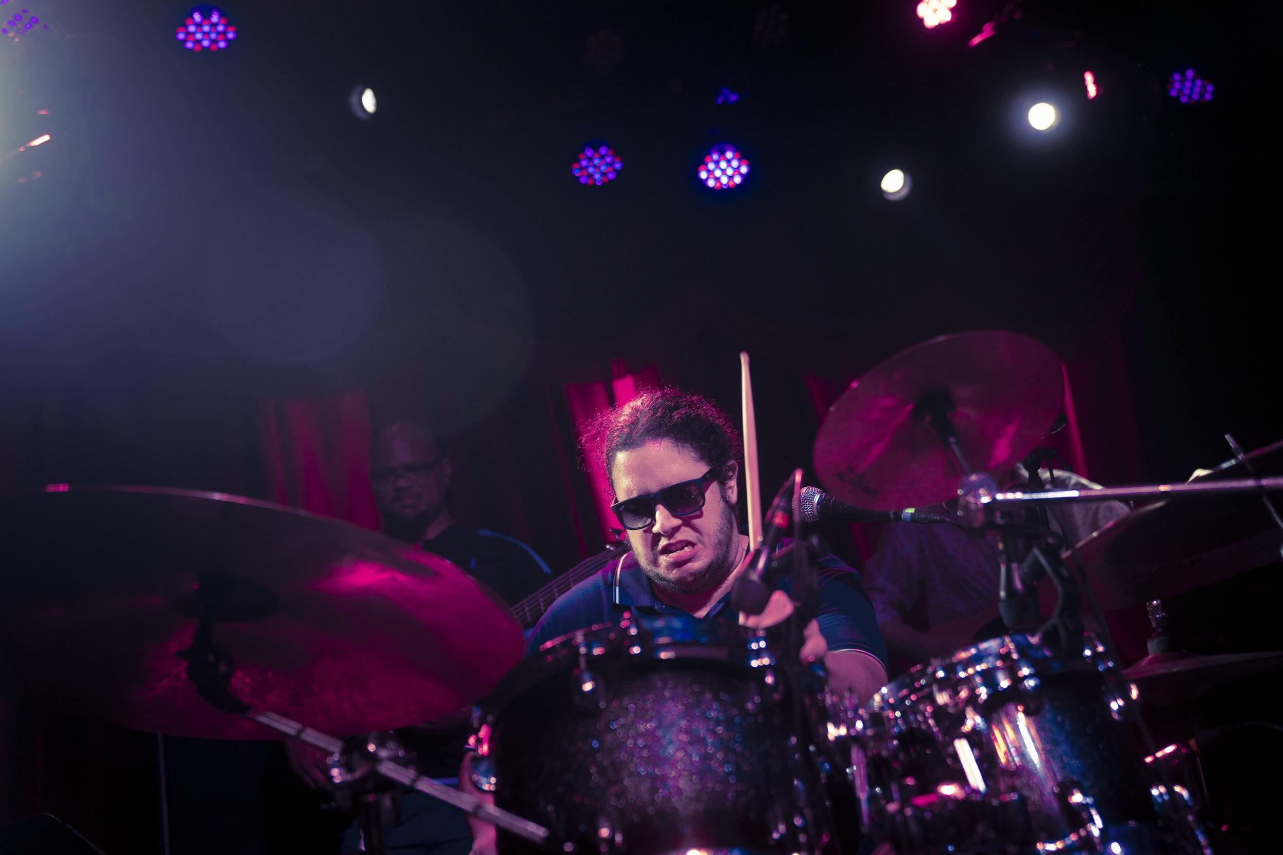 Angel Acevedo - bandleader 2015 to present