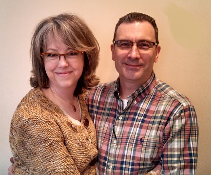 Your hosts: Fritz and Gretchen Maurer of ReGeneration Therapy, Counseling & Coaching -
