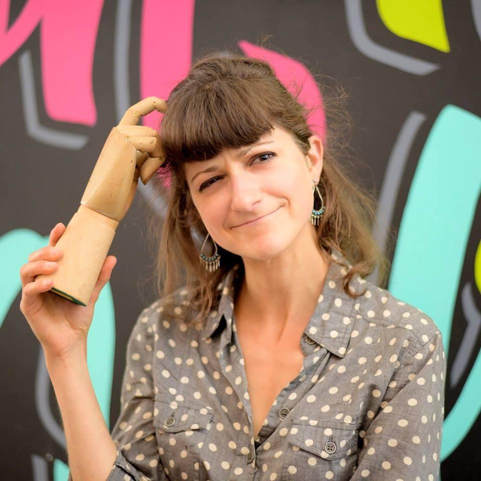 Hannah - Berkeley - Viral artist and author