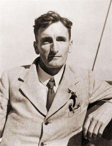 Guy Callendar in 1934