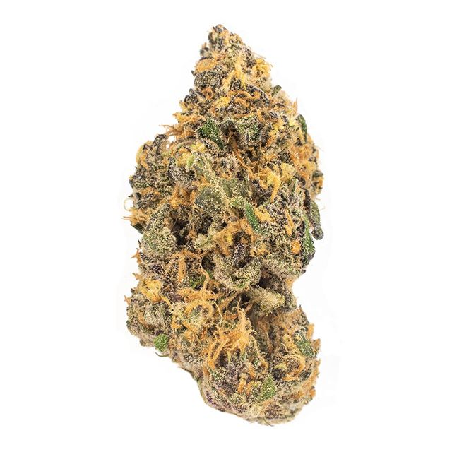 Do you like purple strains? Mendo Breath (OGKB x Mendo Montage) is one of our favorites! #IFLYAIRFIELD #mendobreath