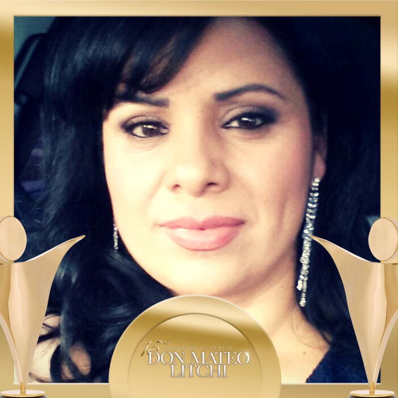Martha Elena Cruz - Don Mateo Litchi Award / International Nominee