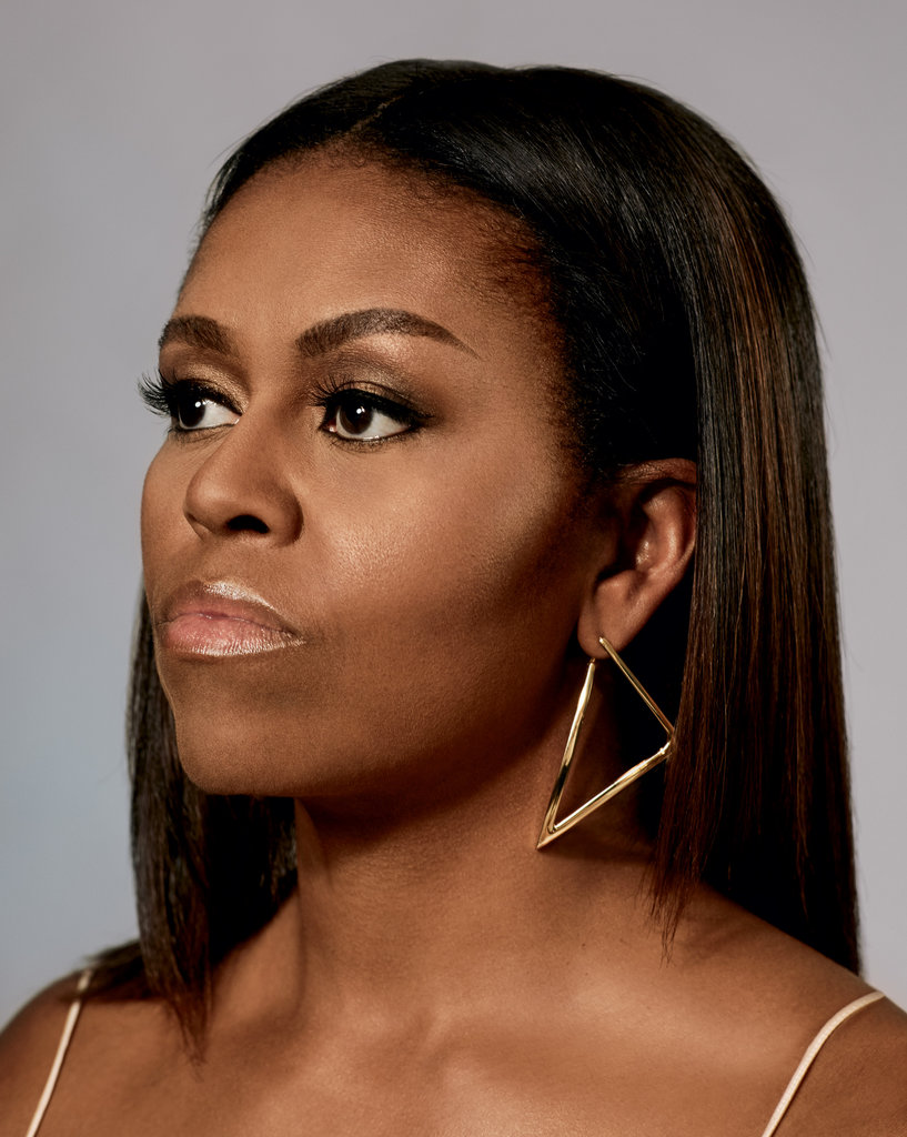 Michelle Obama - Michelle was the first African-American First Lady and the First Lady to have attended and graduated an Ivy league school. She is a role model to people today for her academic achievements and advocacy in poverty, education and healthy living.