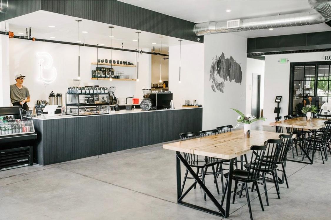 La Barba Coffee // Draper  13811 Sprague Lane  Draper, Utah 84020    Monday - Friday // 7a to 7p  Saturday - Sunday // 8a to 4p  (801) 901-8252