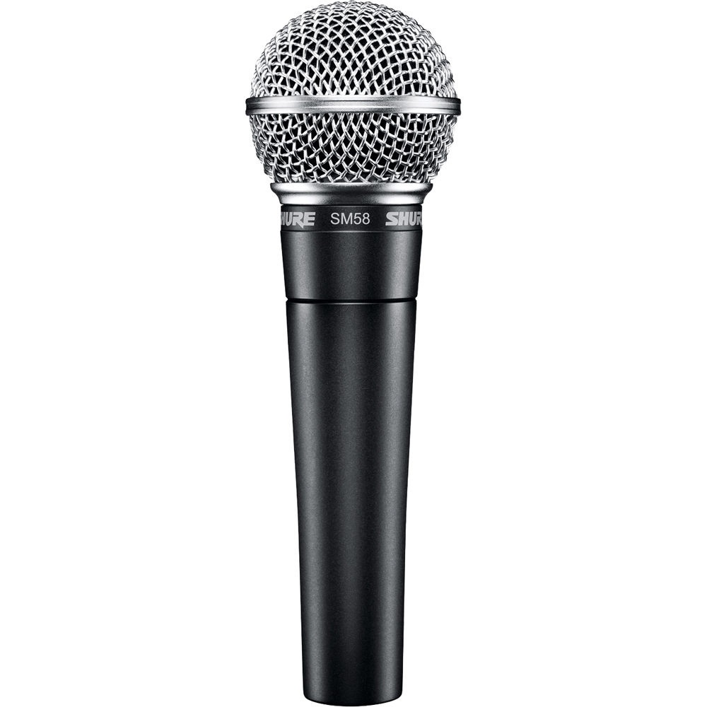 Shure SM58 Wired Microphone -