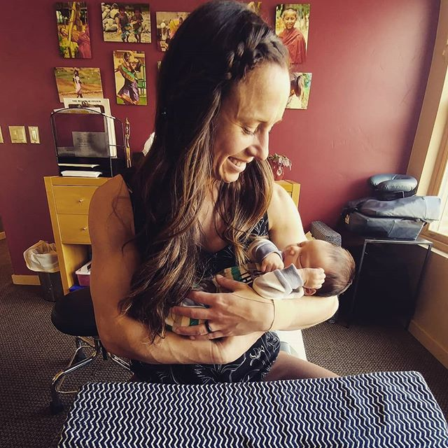 This boy right here was brought earth side by one of the most badass moms I know! She is an amazing role model and I know she will raise a man who is strong, kind and respectful💚 congrats mama you're a rockstar #BIRTHFIT #fitness #nutrition #connection #mindset #tribe #strongmama #evolve #mama #toocute