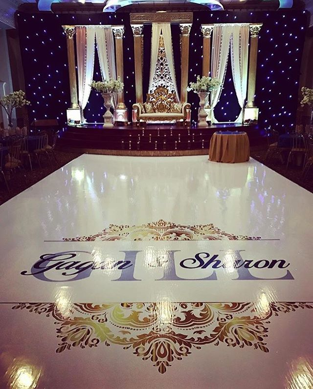 Stunning!😍😍 Email info@marqueedesign.ca for a special promo quote before jan 1st 2017!