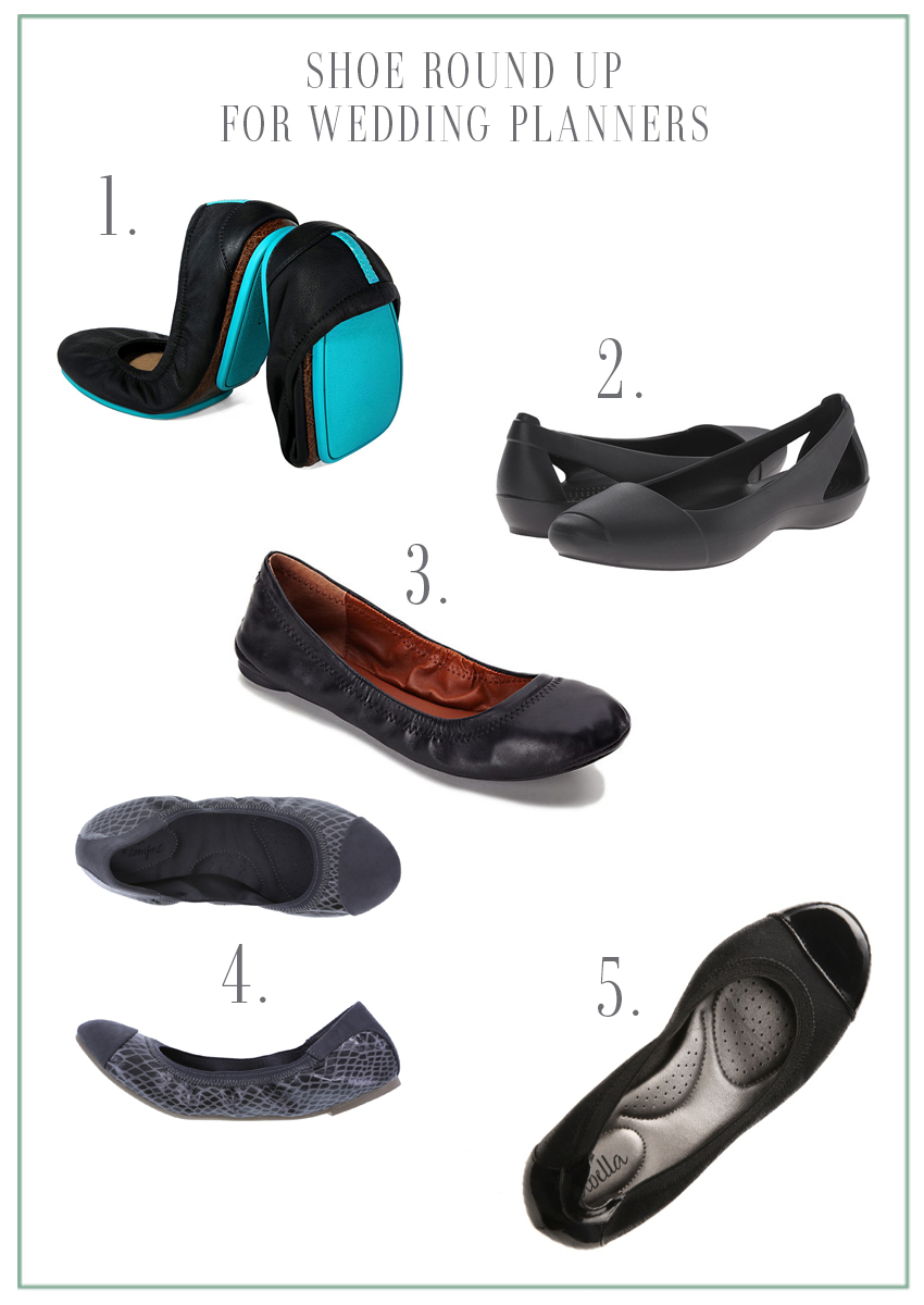 The Best Shoes For Wedding Planners | LVL Academy