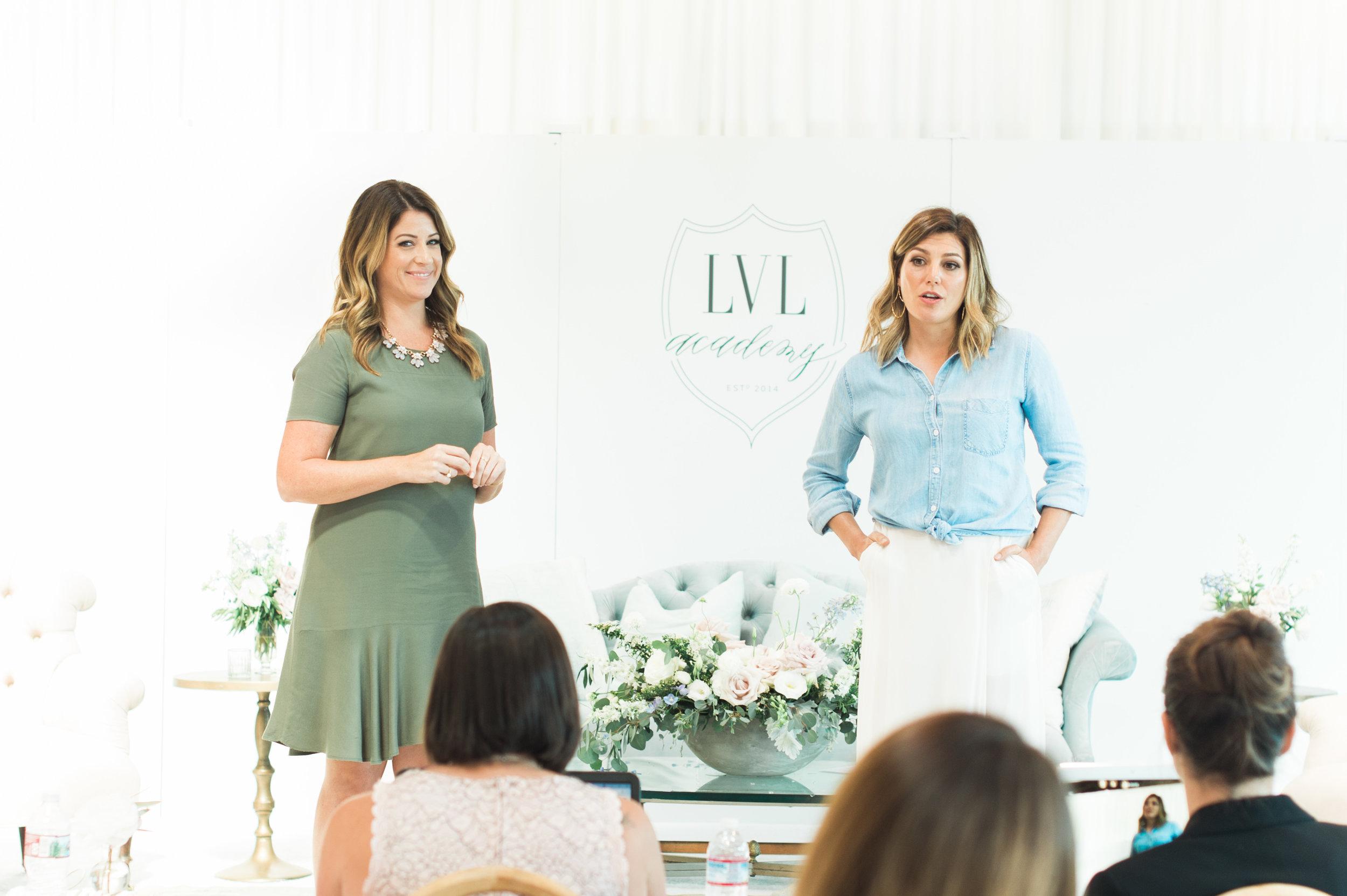 Heather and Lindsay shed light on social media