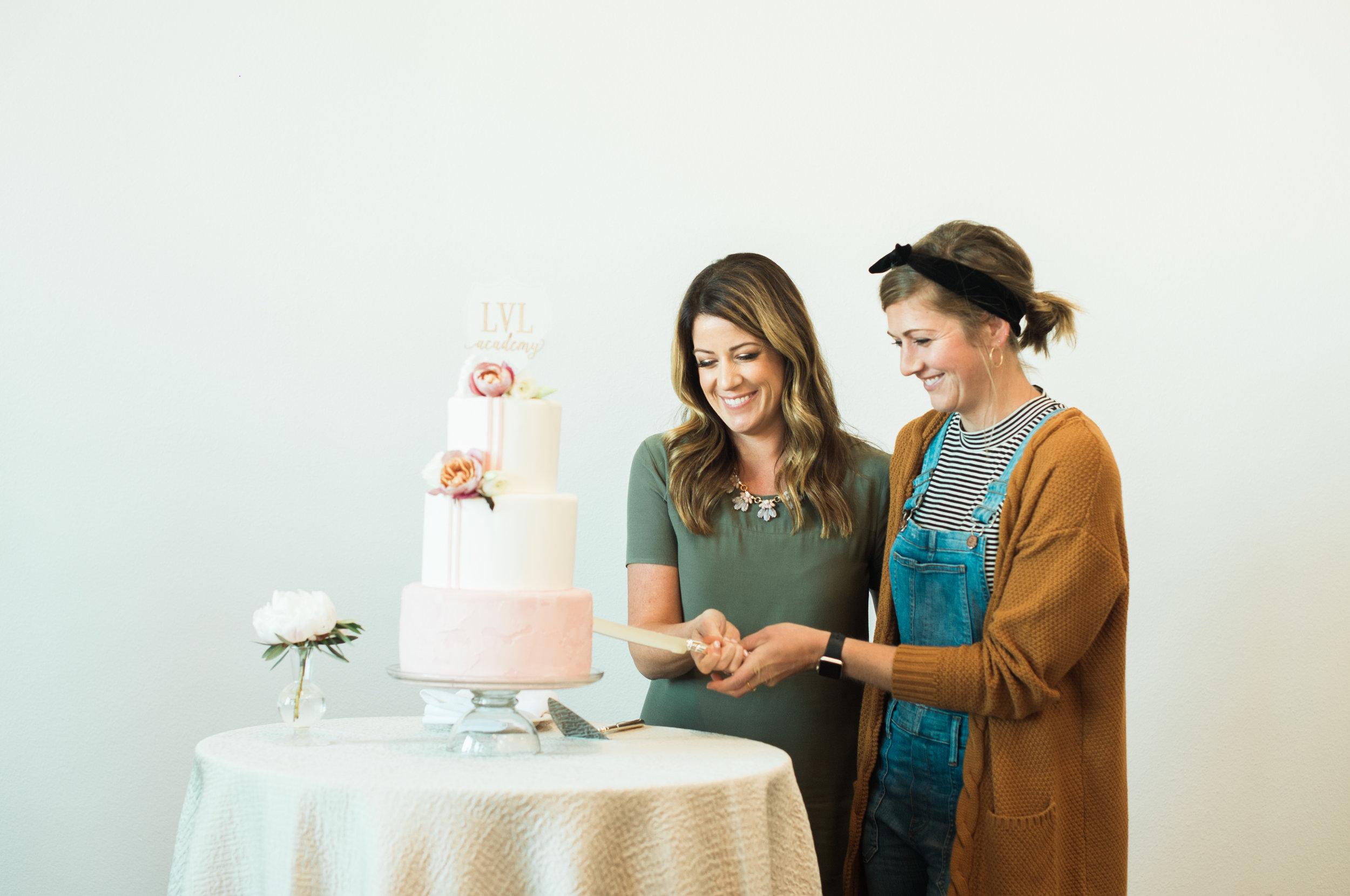 Cake Cutting Time!
