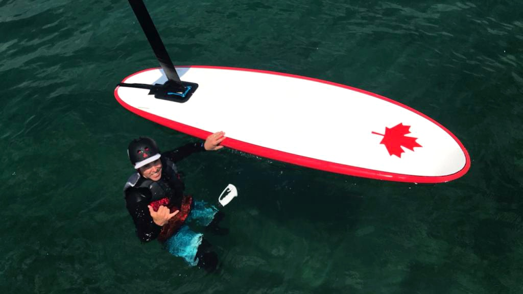 Testing - Once the controller was determined to be functional and water tight it was tested with a hydrofoil. From here, more about the impellers and motors that drive the board was learned.