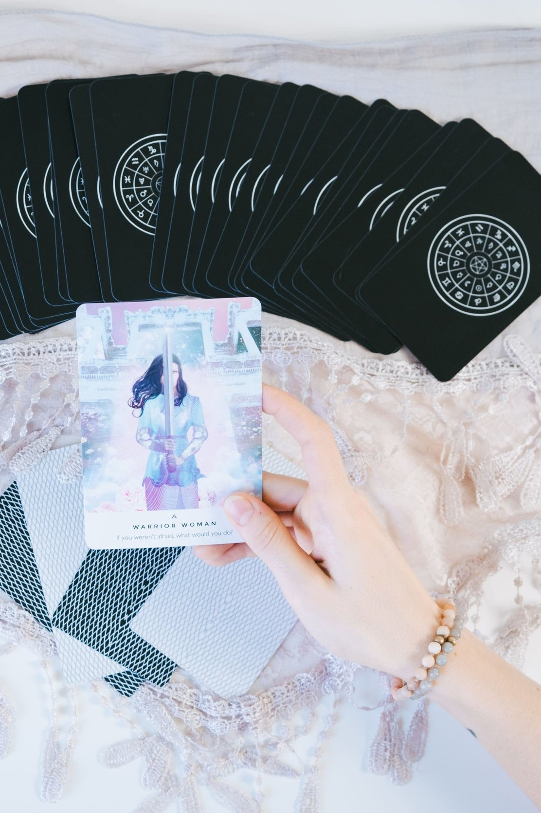 How Can You Make Tarot Cards Work In Magic? by The Traveling Witch #Witchcraft