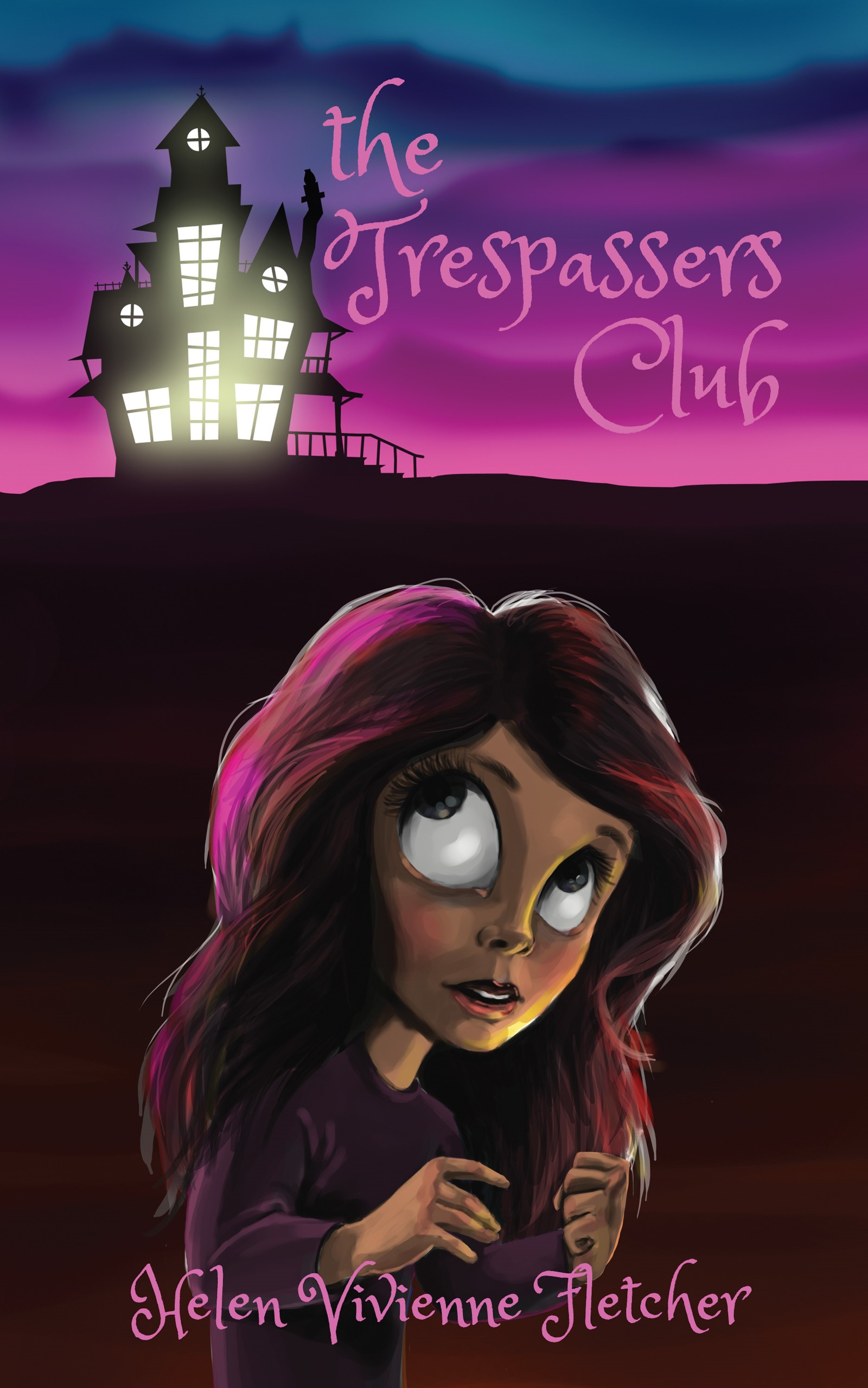 The Trespassers Club - NZ$20   Trespassers Club was just supposed to be a game, but sometimes going places you shouldn't has consequences …
