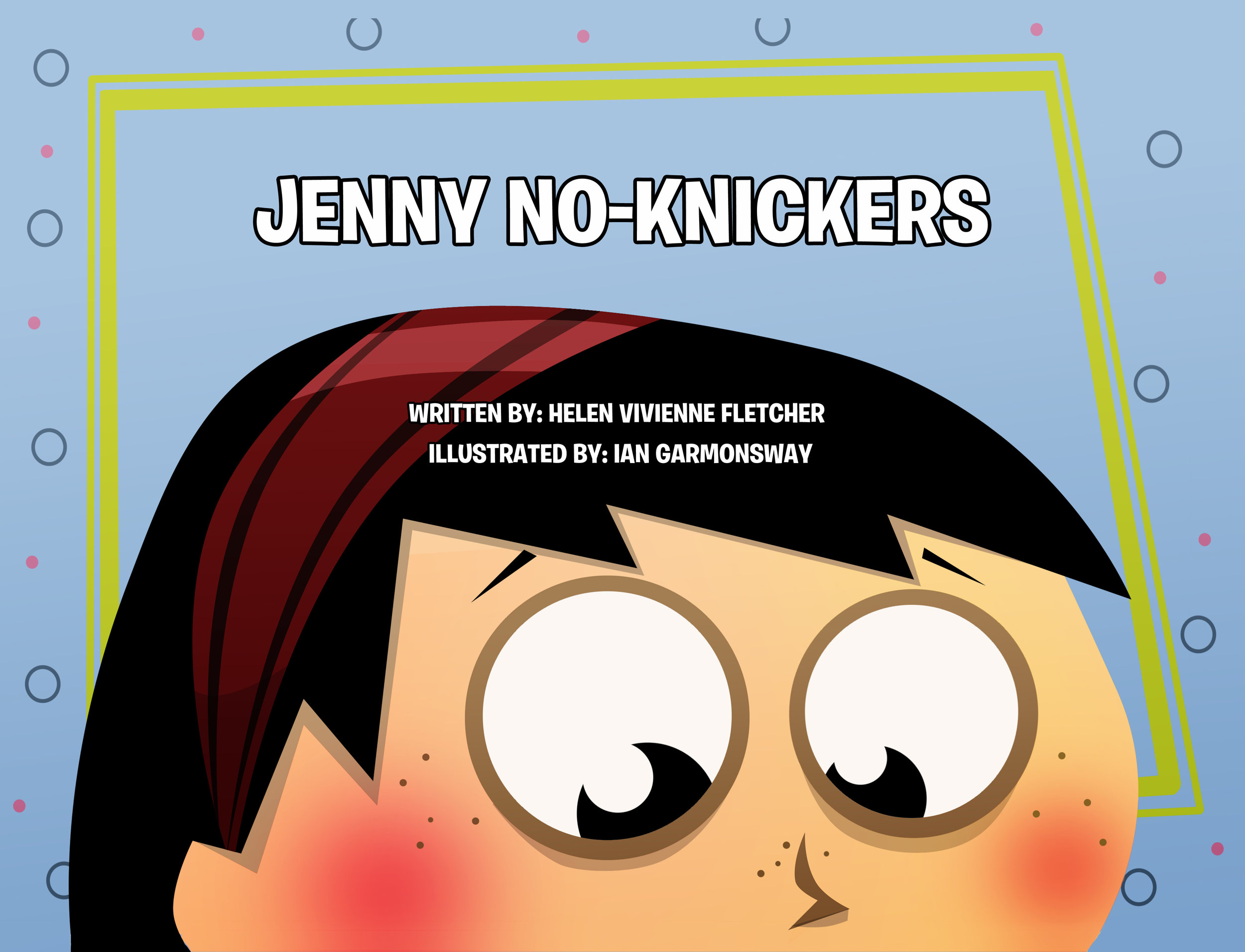 Jenny No-Knickers - NZ$20  It's washing day at Jenny's house, but oh no! The elastic in all of Jenny's knickers melts in the dryer. How will Jenny solve the no-knickers problem?