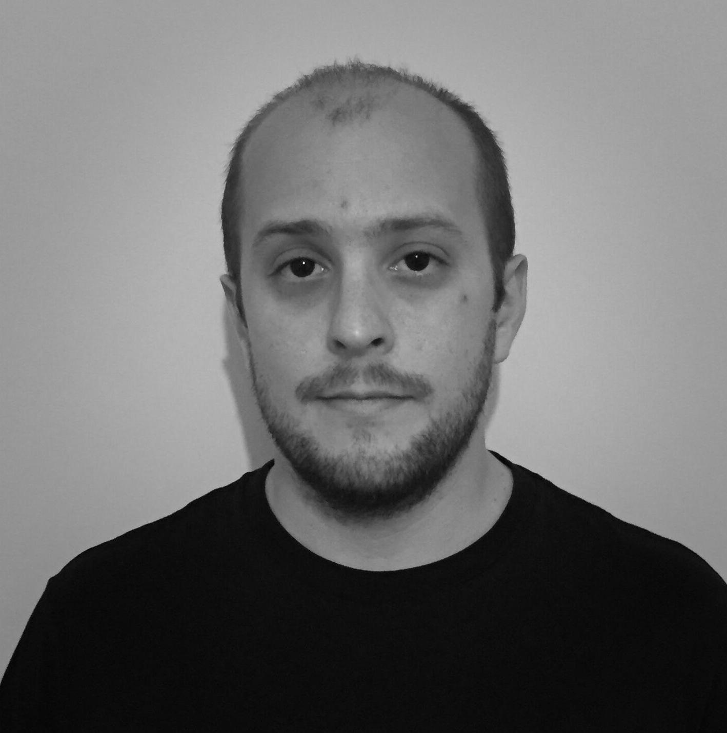 Federico Keegan, QA Engineer