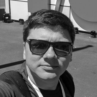 Gabriel Aliotta, Software Engineer