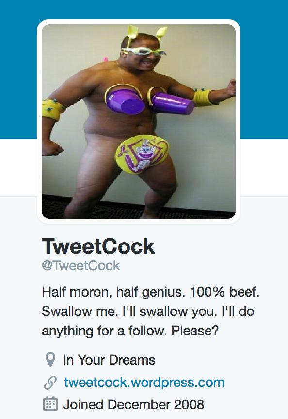 Hmmm...should I follow? No.