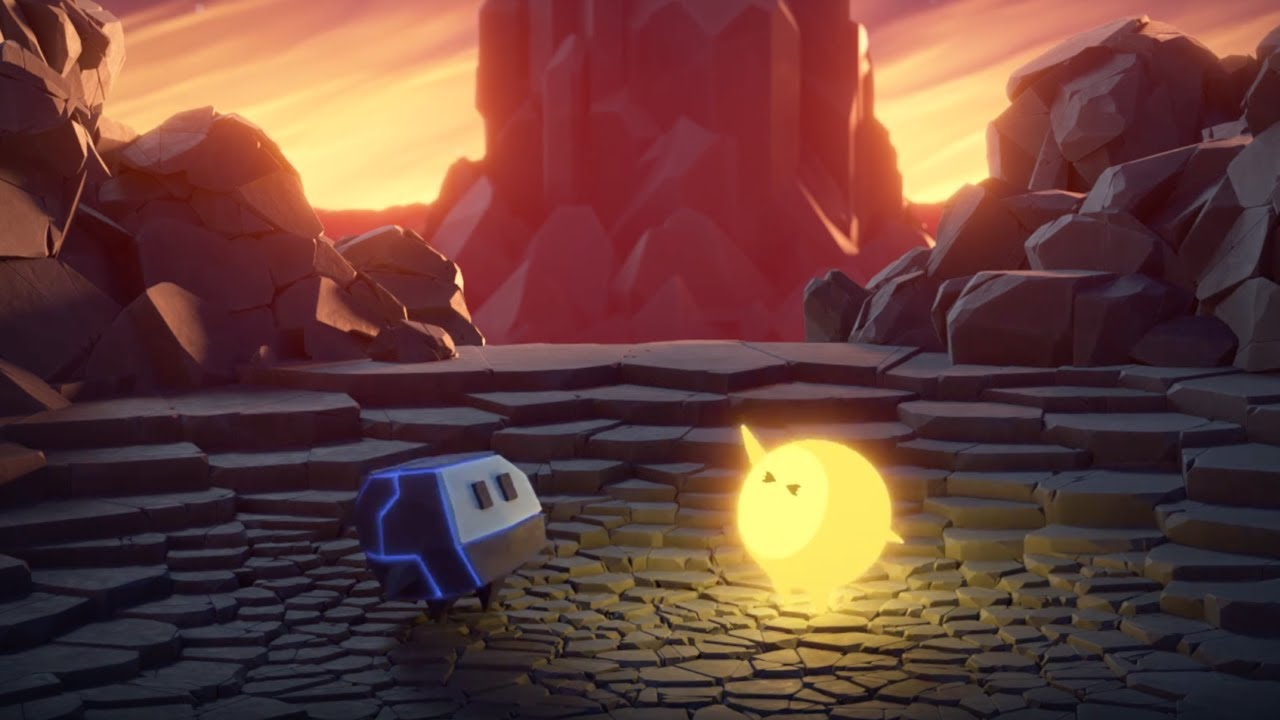 If Pode's pre-rendered intro wasn't so freaking adorable, it would not work. Though I'm sure it makes some people antsy for gameplay.