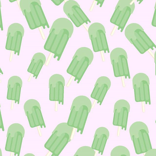 #SummerTreats Lime flavoured #popsicle! . . . #tooniefied #patterns #vector #print #cartoon #movie #funny #graphicarts #digital #digitalart #cute #kawaii #illustration #pinoy #pop #teepublic #icecream #cool #artoftheday #artist #artistsoninstagram