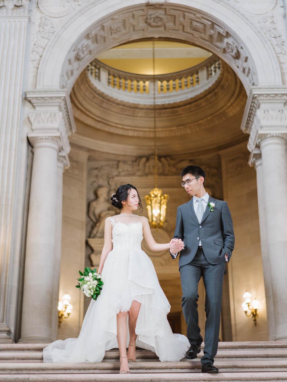 San Francisco Wedding Photographer - City Hall - Pinnel Photography-03164.jpg