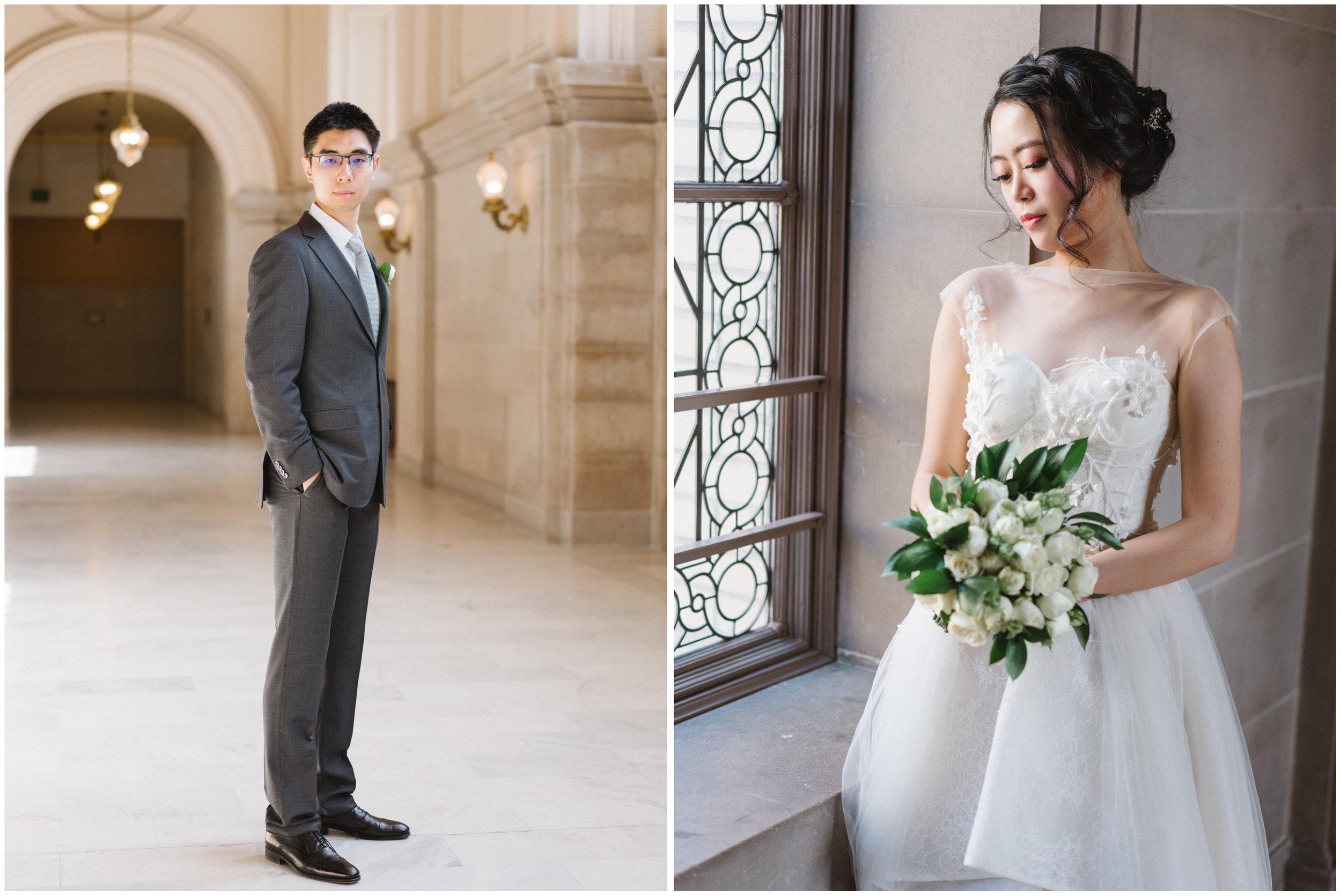 San Francisco Wedding Photographer - City Hall-1.jpg
