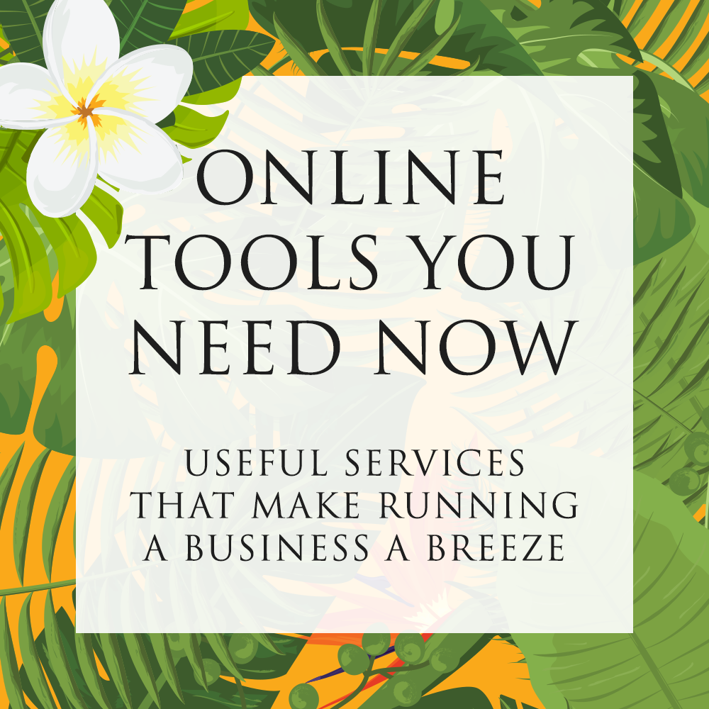 online tools you need right now