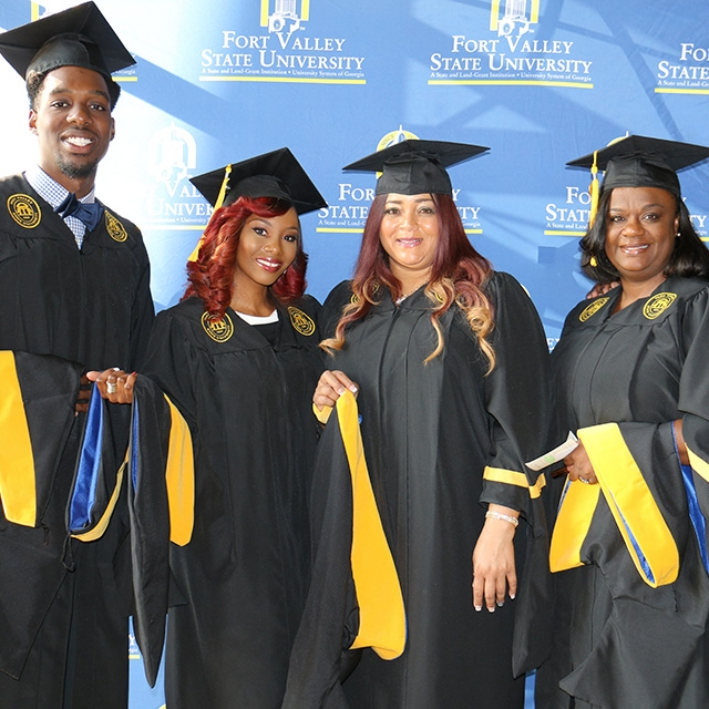 FVSU Graduates
