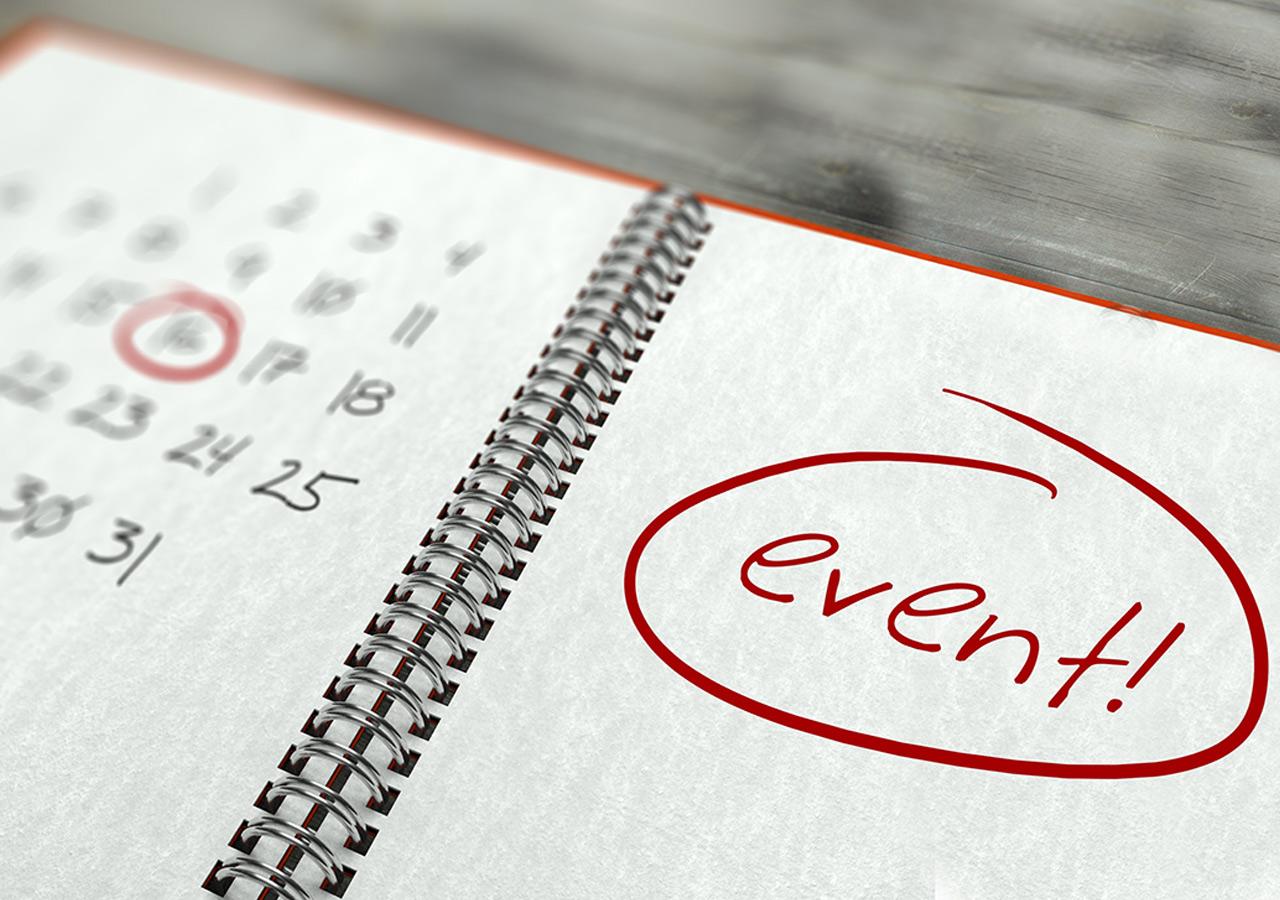 FVSUNAA Calendar of Events
