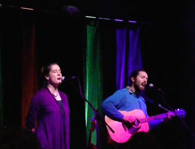 """I Am""  Written by Kevin Mason Performed by Jennifer Levenhagen and Kevin Mason --------------------------------  The Source Public House Menasha, WI   Video courtesy of Justis Clayton 2016"