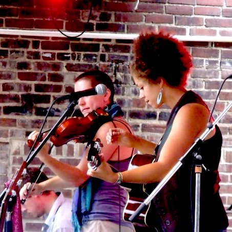 festival performance | Chastity Brown Band