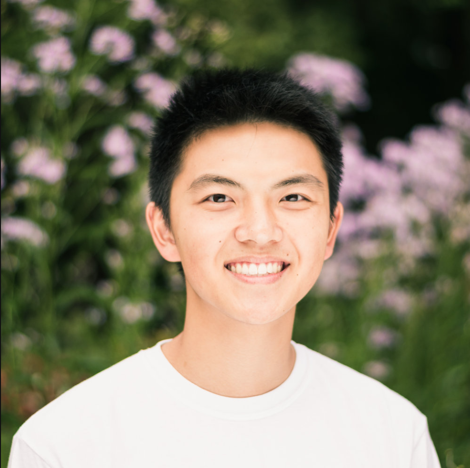 James Chen '19    James is from Demarest, NJ. He studied piano/viola at Manhattan School of Music Precollege. In his free time, James likes to play basketball, video games, and watch TV/movies/YouTube.