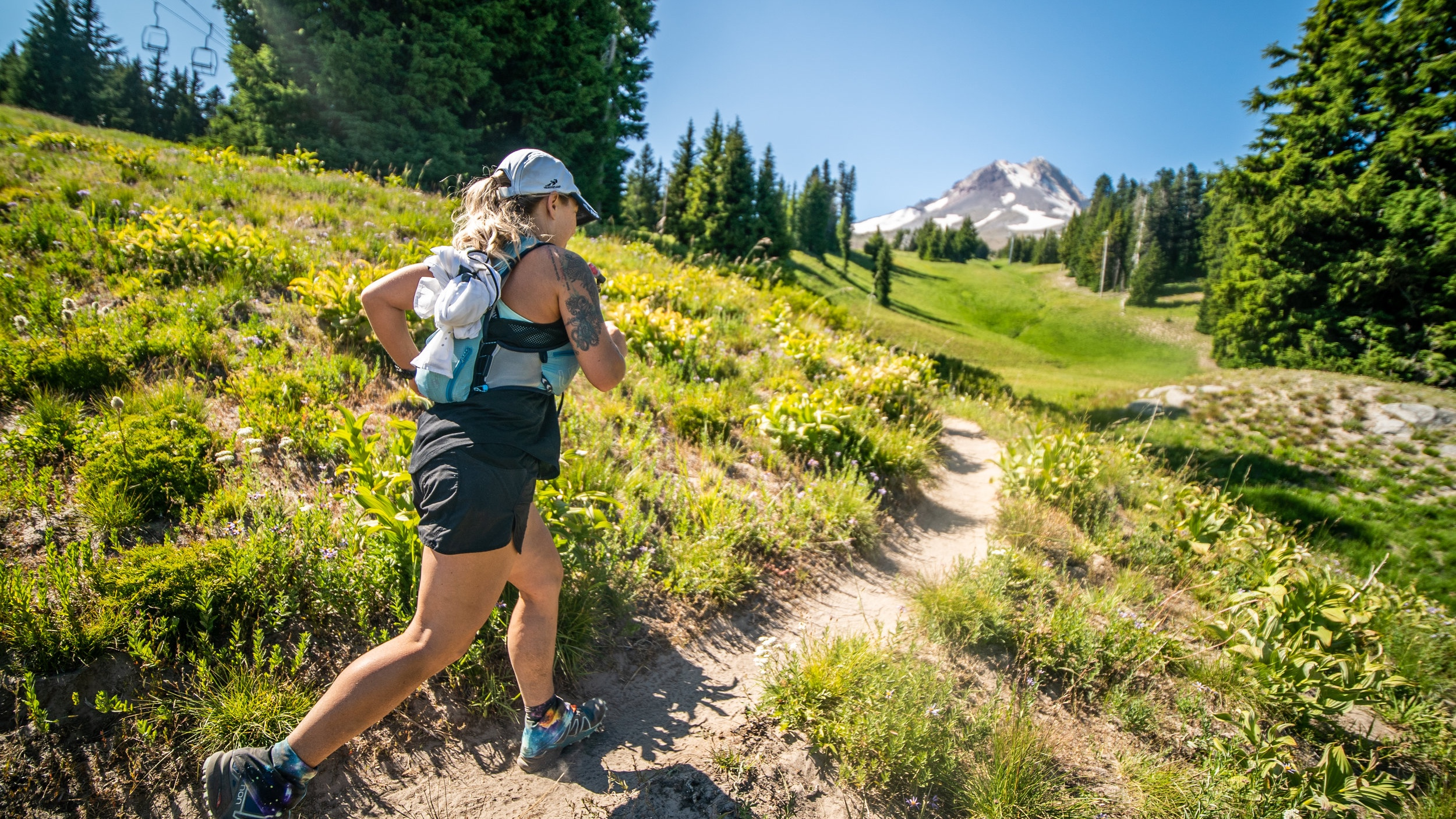 Wy'east Howl - Trail half-marathon course entirely on Mt. Hood!July 26, 2020