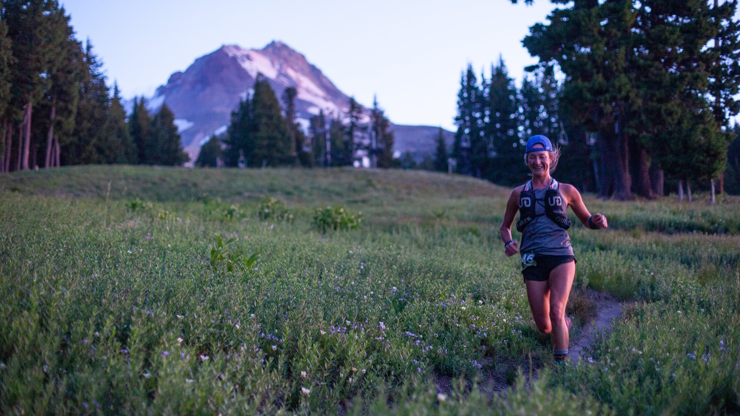 Wy'east howl 100K - A tour of Mt. Hood and surrounding ridgelines!July 25, 2020
