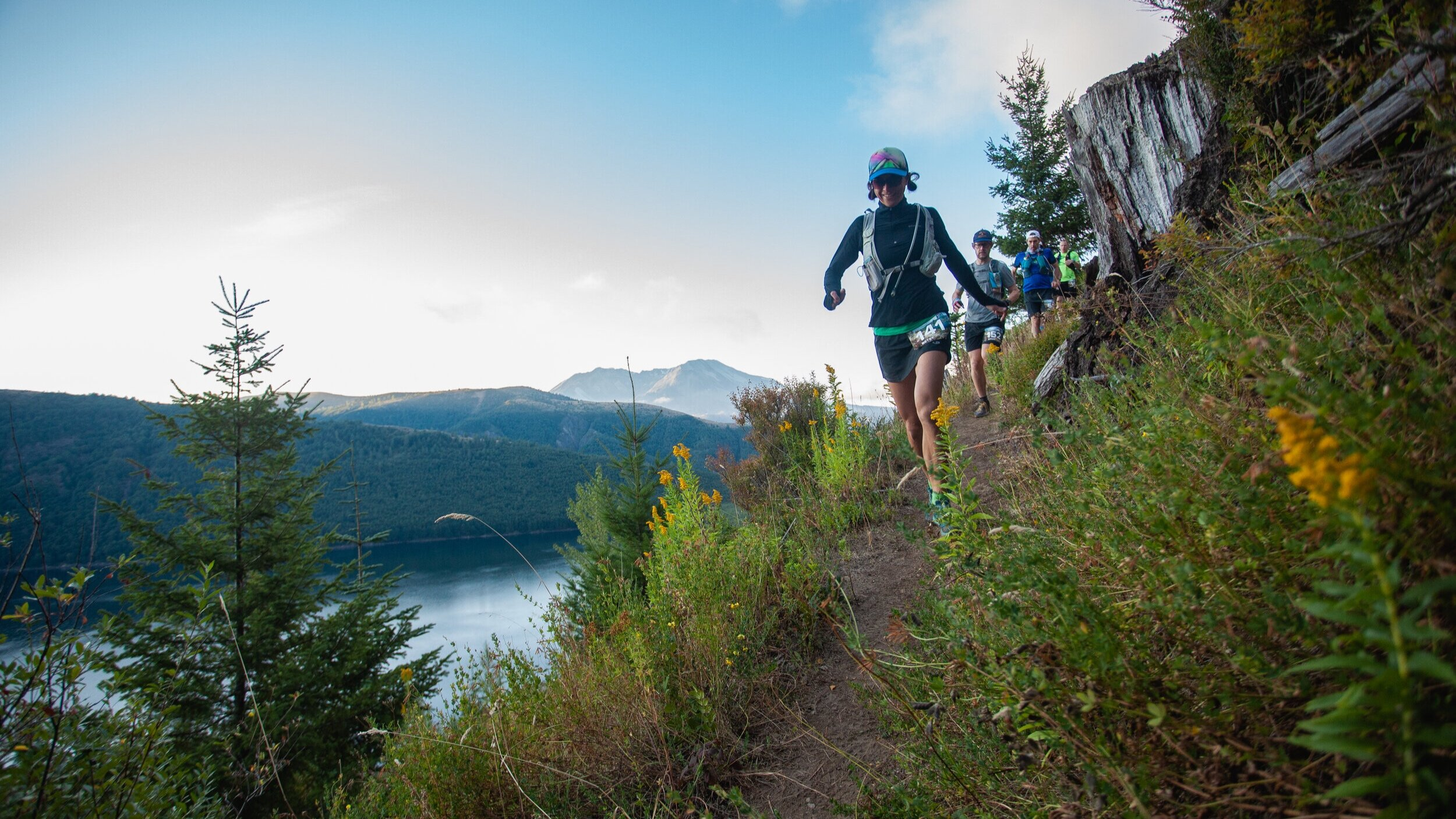 BACKCOUNTRY RISEhalf marathon - August 29, 2020