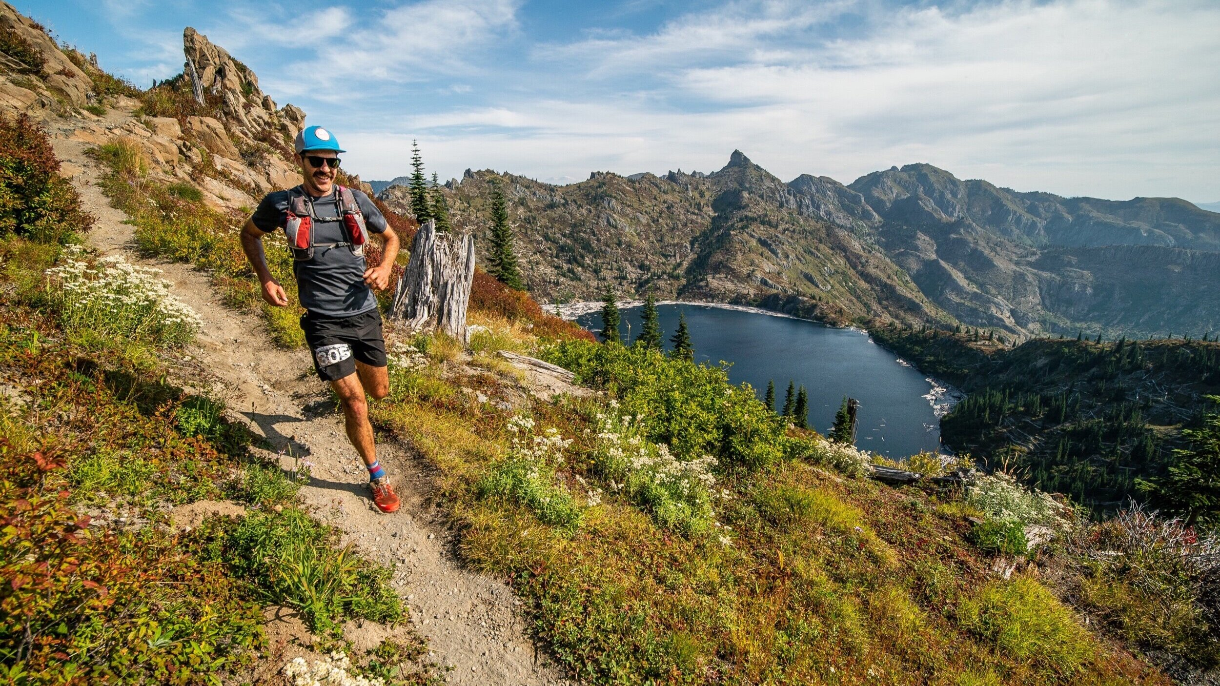 backcountry Rise 50K - Presented by SALOMONAugust 29, 2020