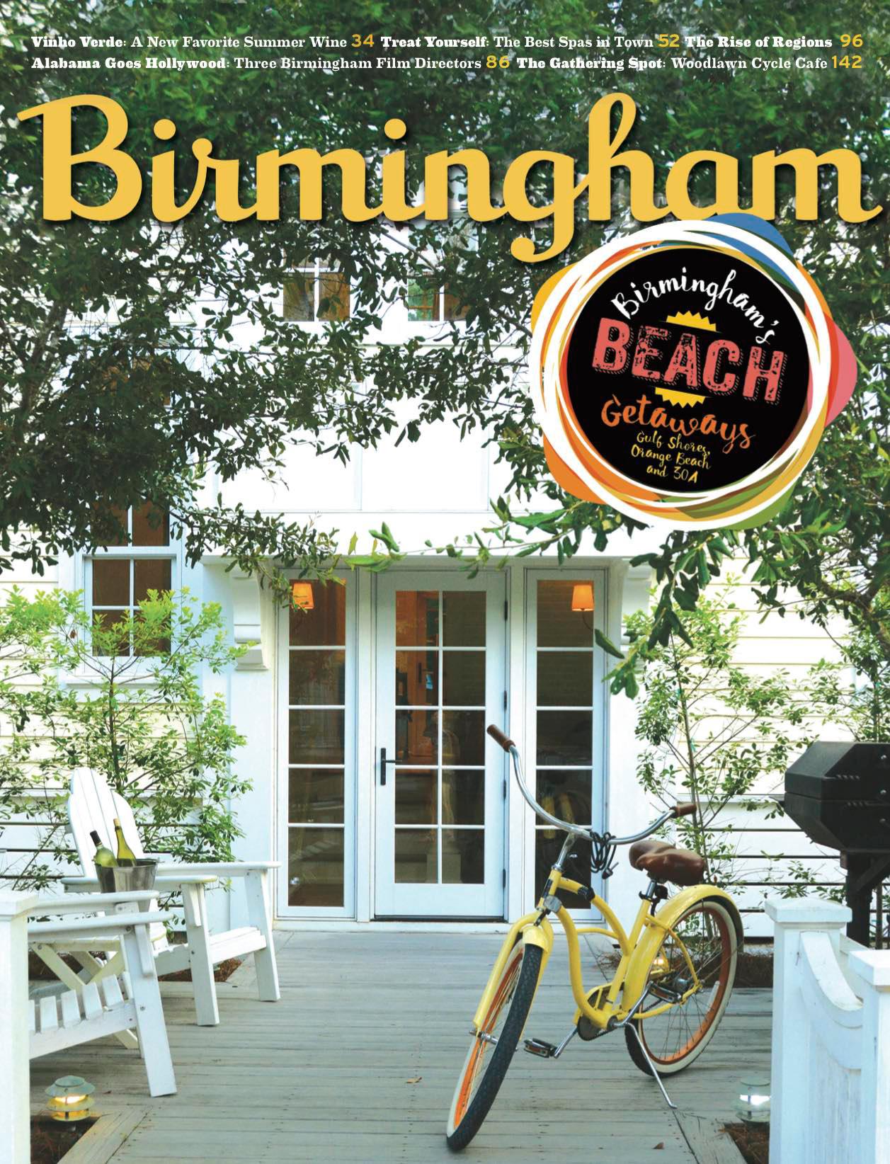 birmingham magazine - august 2016