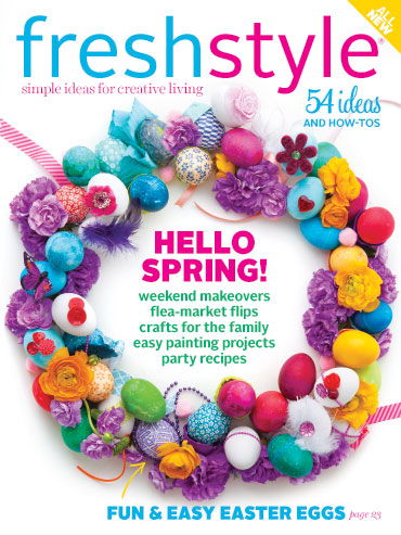 fresh style - march/april 2014
