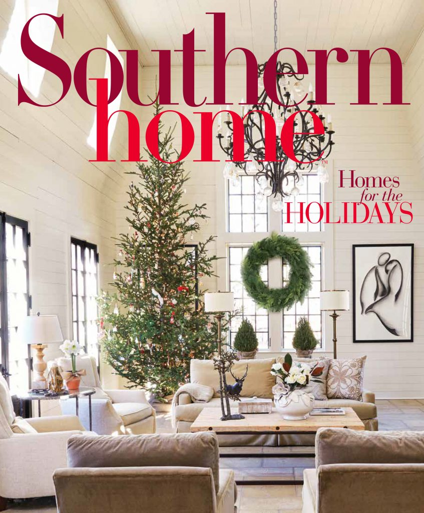 southern home - holiday 2016