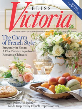 victoria magazine - may/june 2016