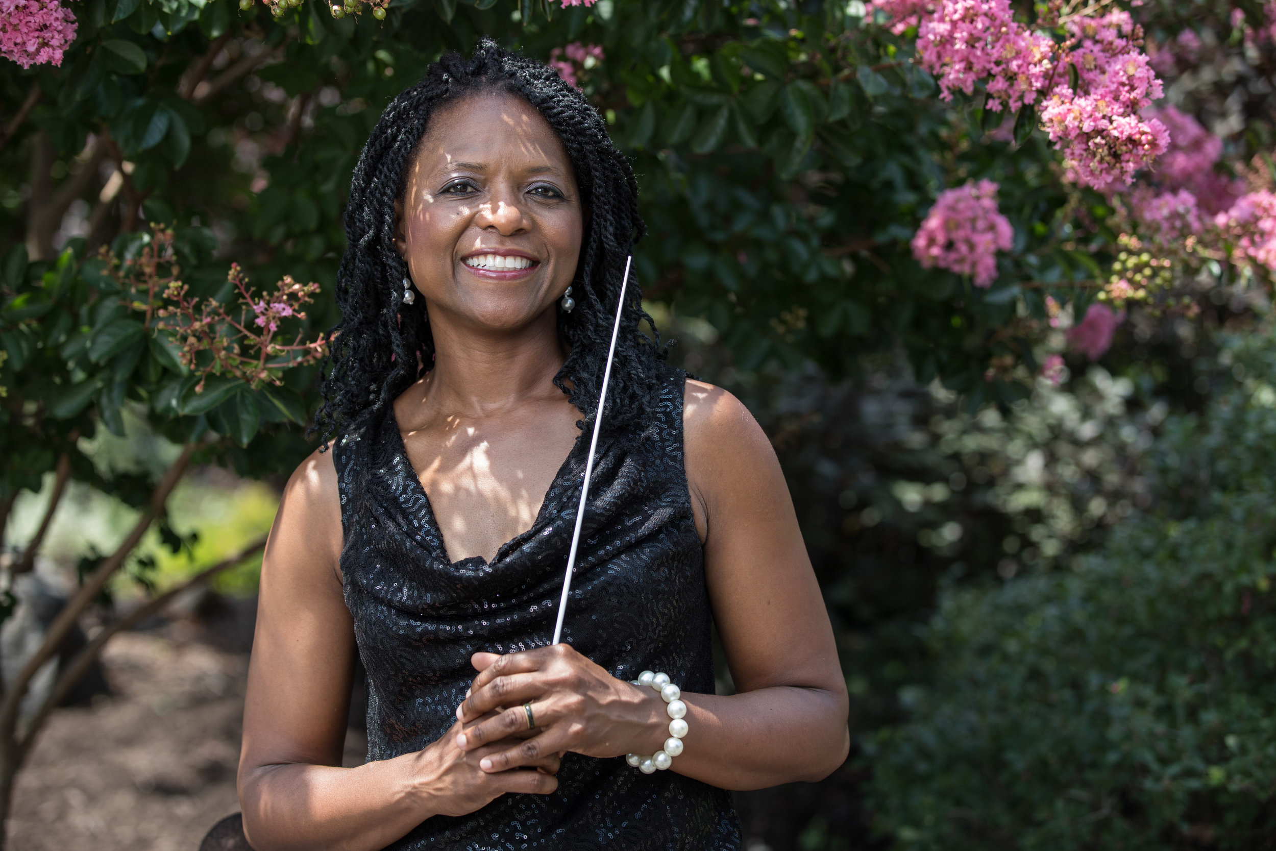 Introducing Veronica Jackson - DC Strings Orchestra New Music Director & Conductor