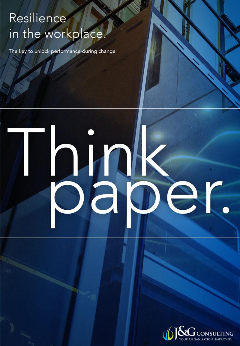 J&G Resilience ThinkPaper