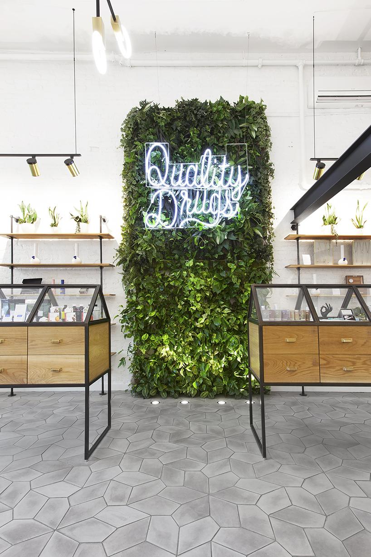 Azure Magazine - Head Shop to High-End: The Evolution of Pot Dispensary DesignFebruary 2018
