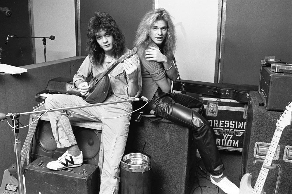 Shop Van Halen Mr Musichead Gallery